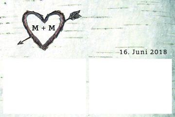 Hochzeit, Juni 2018