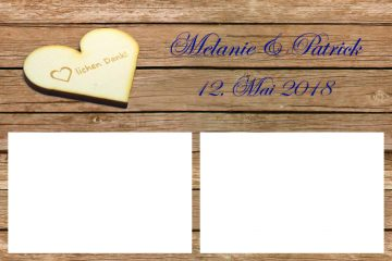 Hochzeit, Mai 2018